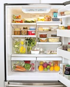 Great tips from MSL for cleaning out your fridge and freezer. Time to get ready for all that yummy spring produce.