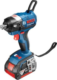 Driven by Bosch EC motor, for longer runtime & lifetime New Ah battery with COOLPACK technology for longer lifetime 3 pre-setting power modes make work more efficient Bosch Tools, Impact Wrench, Drill Driver, Cool Tech, Makita, Diy Tools, Tool Set, Power Tools, Drills