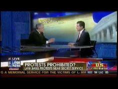 Judge Napolitano - Obama Makes Free Speech A Felony!!! BILL H.R. 347