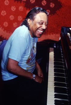 Horace Silver, one of the Jazz Greats ..