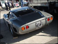 ISO Grifo A3/C (1963-1965)