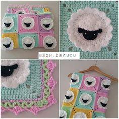 ☘♡♡♡ °°° °°° °°° °°° °°° #handmade #crochetofinstagram #crochetaddict #crochet #hobby #colorful #häkeln #virka #hekling #homedesign #like4like #pembe #bebek #bebekbattaniyesi #babyblanket #crochetblanket #nako #nakoileörüyorum #nakoiplikleri #knittingofinstagram #elişi #motif #tığ #örgüaşkı #örgü