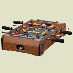 Order a Table Football today from WHSmith. Delivery free on all UK orders over Table Top Football, Baby Foot, Air Hockey, Classic Mini, Poker Table, Cool Toys, Game Room, A Table, Indoor