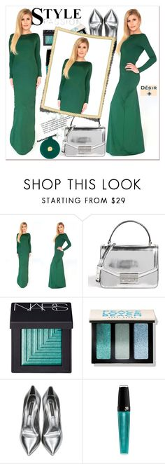 """""""DesirVale"""" by selmir ❤ liked on Polyvore featuring Tory Burch, NARS Cosmetics, Bobbi Brown Cosmetics, Casadei, Lancôme and Cartier"""