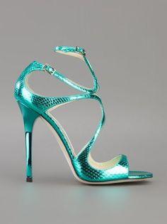 JIMMY CHOO - lance sandal