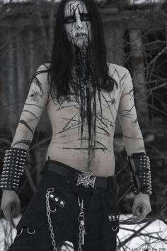 The Goth Rocker