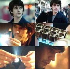 Ben Whishaw - London Spy