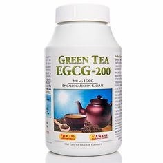 Andrew Lessman Green Tea EGCG-200 at HSN.com.
