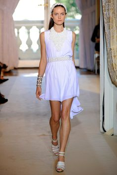Andrew Gn - Spring 2012 Ready-to-Wear - Look 9 of 46