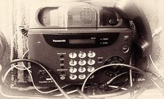 """In the corner of my office sits a dull dedicated technology device called a """"Fax Machine"""", its real name is in fact """"Facsimile"""". Office Phone, Landline Phone, Facebook, Watch, Tips, Youtube, Blog, Clock, Advice"""