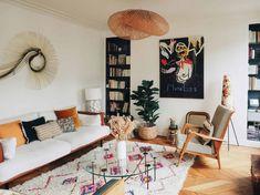 Un appartement à l'ambiance boho et vintage - Lili in wonderland