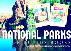 Top 10 Kids' Books about National Parks