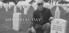 Gary's Thoughts on Memorial Day   Gary Sinise Foundation
