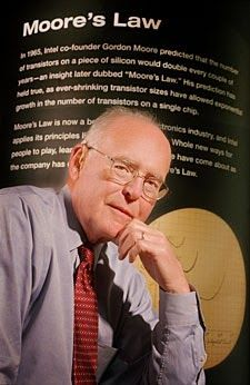 Quotes for the Week: Gordon Moore (1929 - )