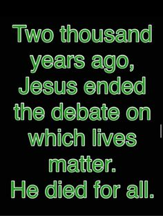 Yes He did! Yet Slavery still existed, segregation and people actually being counted less than human by law in America!