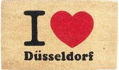 I love Düsseldorf