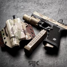 1000+ images about Glock on Pinterest | Glock, Custom Glock and EDC