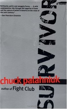No Palahniuk is for the faint of the heart, but if you're willing to engage the ideas he explores, a unique and profound experience awaits.
