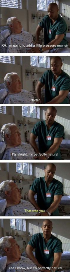 One Of The Reasons Why I Love Scrubs