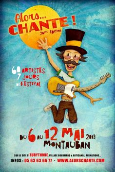 Alors Chante 2013 à Montauban: places de concert à gagner pour -M-, Tryo, Sexion D'Assaut...