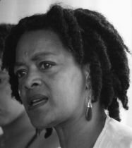 """Writer Toni Cade Bambara (born March is best known for her novels The Salt Eaters and Those Bones Are Not My Child. """"Writing is a legitimate way, an important way, to participate in the empowerment of the community that names me. Today In Black History, Black History Month, Black Authors, My Black Is Beautiful, Beautiful People, People Of Interest, African Diaspora, African American History, Documentary Film"""