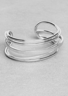 & Other Stories | Wire Cuff