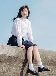 ボード「School uniform」のピン