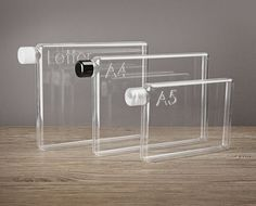 Letter Reusable Water Bottles - http://www.interiordesignwiki.com/architecture/letter-reusable-water-bottles/