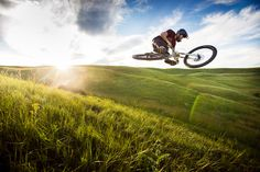 Scott Friebel at Coulees in Lethbridge, Alberta, Canada - photo by headley125 - Pinkbike