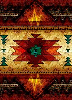 Shop for native american symbols artwork and designs from the world's greatest living artists. All native american symbols artwork ships within 48 hours and includes a money-back guarantee. Native American Decor, Native American Artwork, Native American Beauty, American Indian Art, Native American History, Native American Indians, Native Americans, Native American Patterns, American Symbols