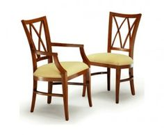 620 Dining Chairs Height: 37.5″ Seat Height: 17″ Seat Width: 20″ Seat Depth: 17.5″