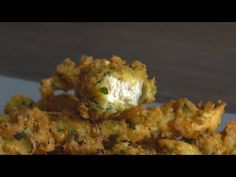 Falafelli Tavuk Parçaları Tarifi - YouTube