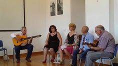 Córdoba ensayo de talleres de flamenco en la corredera fandango