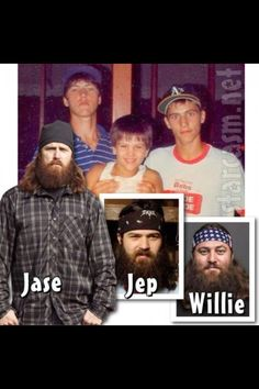 These boys were the STUFF before the facial hair!! ;) Omigod they could be mistaken for Cole, jep's son, and  john luke.
