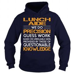 Awesome Tee For Lunch Aide T-Shirts, Hoodies, Sweatshirts, Tee Shirts (36.99$ ==► Shopping Now!)