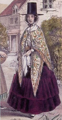 Hello All, I am going to do a couple of postings on Welsh costume. The Welsh are a branch of the surviving native British. Traditional Welsh Dress, Traditional Dresses, Wales Uk, North Wales, Folk Costume, Costumes, Welsh Lady, Celtic Culture, Cymru