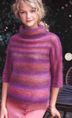 Альбом«Let's knit series AW04-05 sp-kr». Обсуждение на LiveInternet - Российский…