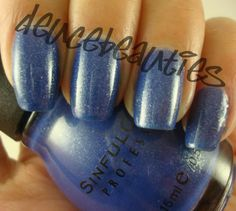 Sinful Colors: 2012 Cast Away Collection-Neptune