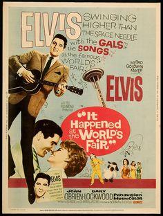It Happened at the World's Fair Elvis Presley