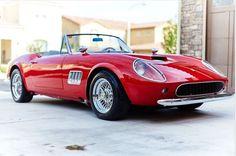 "American Replica ""Ferrari Modena Spider"" | Car Manufactured:  January 1984 | Builder:  Modena Design Inc. El Cajon, California."