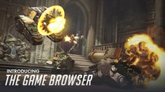 Today's Overwatch update adds the Game Browser: I know we're antsy for a new hero, but today's update for Overwatch on PC and consoles…