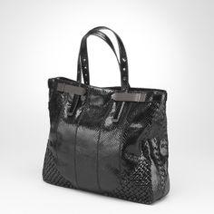 Bottega Veneta Nero Ayers Bag