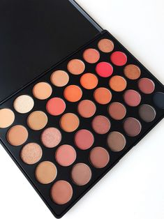 New To My Collection : Morphe 3502 Second Nature Palette