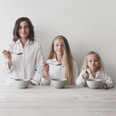 Breakfast together still lounging in your pyjamas at 11 am lie ins (well if it's your turn to lie in that is) and #allthatisthree that's what Sunday's are all about.