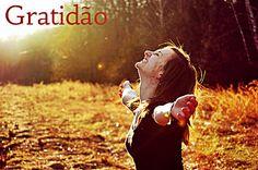 g r a t i t u d e = Gratidão = A Palavra Mais Poderosa Que Existe | Hábitos do Sucesso