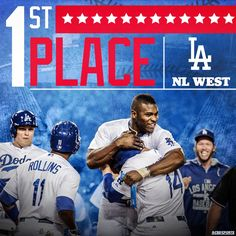 Meanwhile before the All-Star break. Dodgers Nation, Dodgers Fan, Dodgers Baseball, Major League Baseball Teams, Mlb Teams, Las Angeles Dodgers, West Los Angeles, I Love La, Baseball Pictures