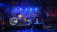 """(HD) The Black Keys - """"Howlin' For You"""" 1/10 Letterman (TheAudioPerv.com)"""