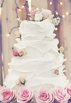 Lovely... #wedding #cake
