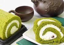 Resep Membuat Roll Cake Green Tea cakepins.com