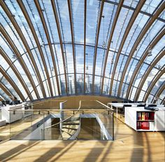 Gallery - Pathé Foundation / Renzo Piano Building Workshop - 18